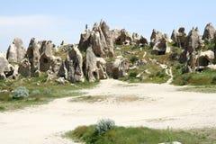 Cappadocia landscape Royalty Free Stock Image