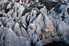 Cappadocia landscape. NRose Valley in Turkey Royalty Free Stock Images