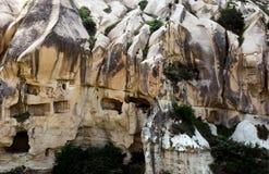 Cappadocia landscape stock image