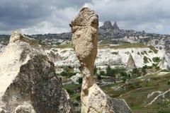 Cappadocia-Landschaft stockfotos