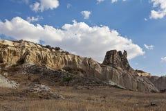 Cappadocia landskap 3 Arkivbild