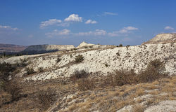Cappadocia landskap 4 Fotografering för Bildbyråer