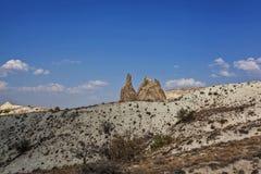 Cappadocia landskap 6 Fotografering för Bildbyråer