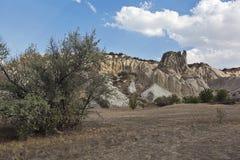 Cappadocia landskap 2 Royaltyfri Foto