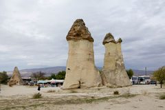 Cappadocia: ¼ p di Ãœrgà Fotografia Stock
