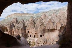 Cappadocia, pavo Imágenes de archivo libres de regalías