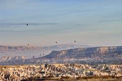 Cappadocia - pavo Imagen de archivo