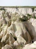 Cappadocia rock formation in Turkey Royalty Free Stock Photography