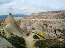 Cappadocia rock formations Stock Photography