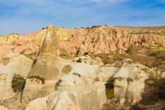 Cappadocia rock formations, Goreme Stock Images