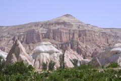 Cappadocia rock landscapes Stock Images