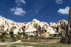 Cappadocia rock landscapes Royalty Free Stock Photos