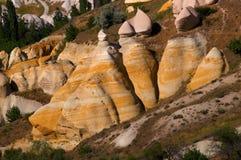 Cappadocia. The speciel stone formation of cappadocia turkey Royalty Free Stock Photos