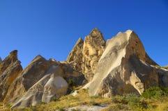 Cappadocia. The speciel stone formation of cappadocia turkey Royalty Free Stock Images