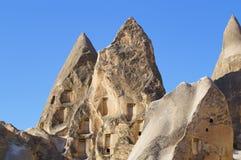 Cappadocia. The speciel stone formation of cappadocia turkey Royalty Free Stock Photography