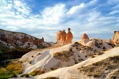 Cappadocia. Stone camel Royalty Free Stock Image