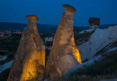 Cappadocia symbol Stock Images