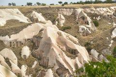 Cappadocia - tacchino Immagine Stock