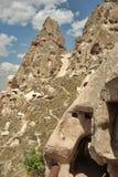 Cappadocia - tacchino Fotografia Stock