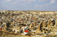 Cappadocia Toy Town Stock Photos