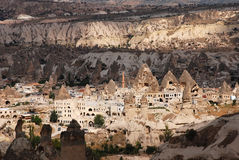 Cappadocia, Turchia immagine stock libera da diritti