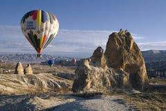 Cappadocia, Turchia Immagini Stock
