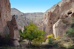 Cappadocia, Turcja - Fotografia Royalty Free