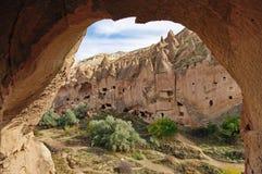 Cappadocia, Turcja - Obraz Royalty Free