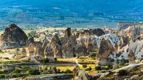 Cappadocia, Turcja Zdjęcia Royalty Free