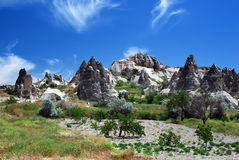 Cappadocia / Turkey Royalty Free Stock Photography