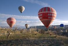 Cappadocia, Turkey Stock Image