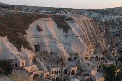 Cappadocia, Turkey. Amazing mountains of Göreme, in Cappadocia, Turkey Stock Photos