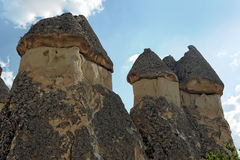 Cappadocia in Turkey Stock Photography