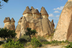 Cappadocia in Turkey Royalty Free Stock Photo