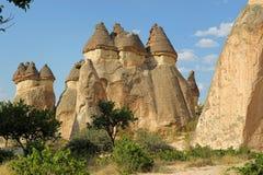 Cappadocia in Turkey Royalty Free Stock Photo