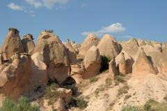 Cappadocia in Turkey Stock Images