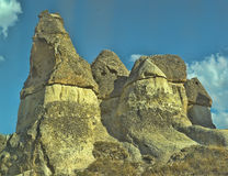 Cappadocia in Turkey Stock Images