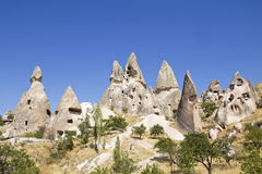 Cappadocia in Turkey Stock Photo