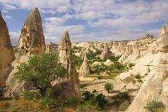 Cappadocia, Turkey Royalty Free Stock Photos