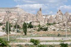 Cappadocia Turkey Stock Photo