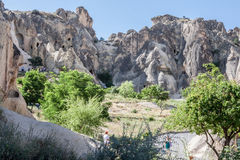 Cappadocia Turkey Stock Photography