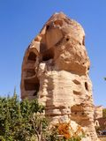 Cappadocia Turkey fairy chimney Royalty Free Stock Photos