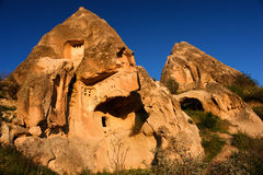 Cappadocia - Turkey, Fairy Chimneys Royalty Free Stock Images