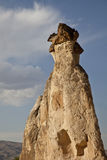 Cappadocia, Turkey. Rock formations in Cappadocia region. Turkey Stock Images
