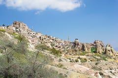 Cappadocia - Turkey, Uchisar Royalty Free Stock Photo