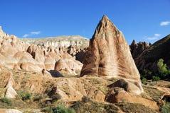 Cappadocia Turkiet Fotografering för Bildbyråer
