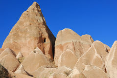 Cappadocia Turkiet Arkivbild