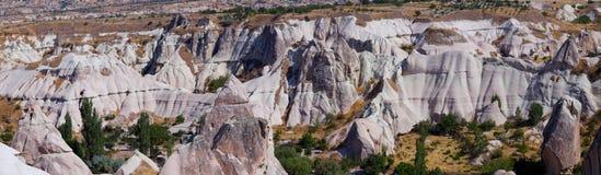 Cappadocia Turkiet Royaltyfri Fotografi