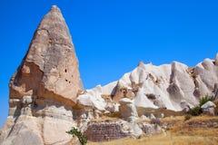 Cappadocia Turkiet Arkivfoton