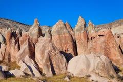 Cappadocia Turkiet Royaltyfria Bilder